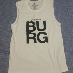 Soulcycle Williamsburg tank